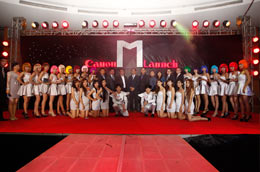 Canon M Launch 2012