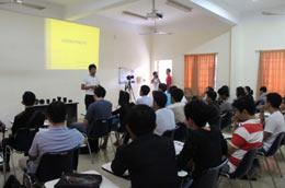 CIA Seminar at Puthisastra  Uni