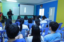 CIA Seminar at CIA First Intl 2013