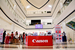 Canon Sale at AEON Mall