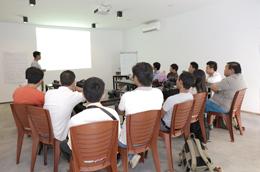 CIA Pracitcal DSLR at Siem Reap