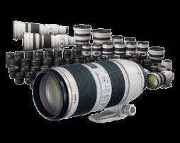 EF Lens Lineup