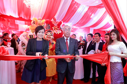 CIS Grand Opening