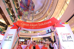 Canon Inkjet Solution 2016