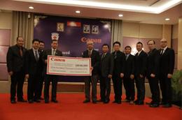 Canon announces sponsorship of US$100,000 to TYDA