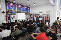 Wildlife & Nightscape School Talk (Lim Kokwing University)
