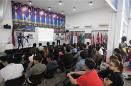 Wildlife & Nightscape School Talk (Lim Kokwing University)